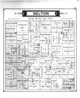 Delton Township, Cottonwood County 1896